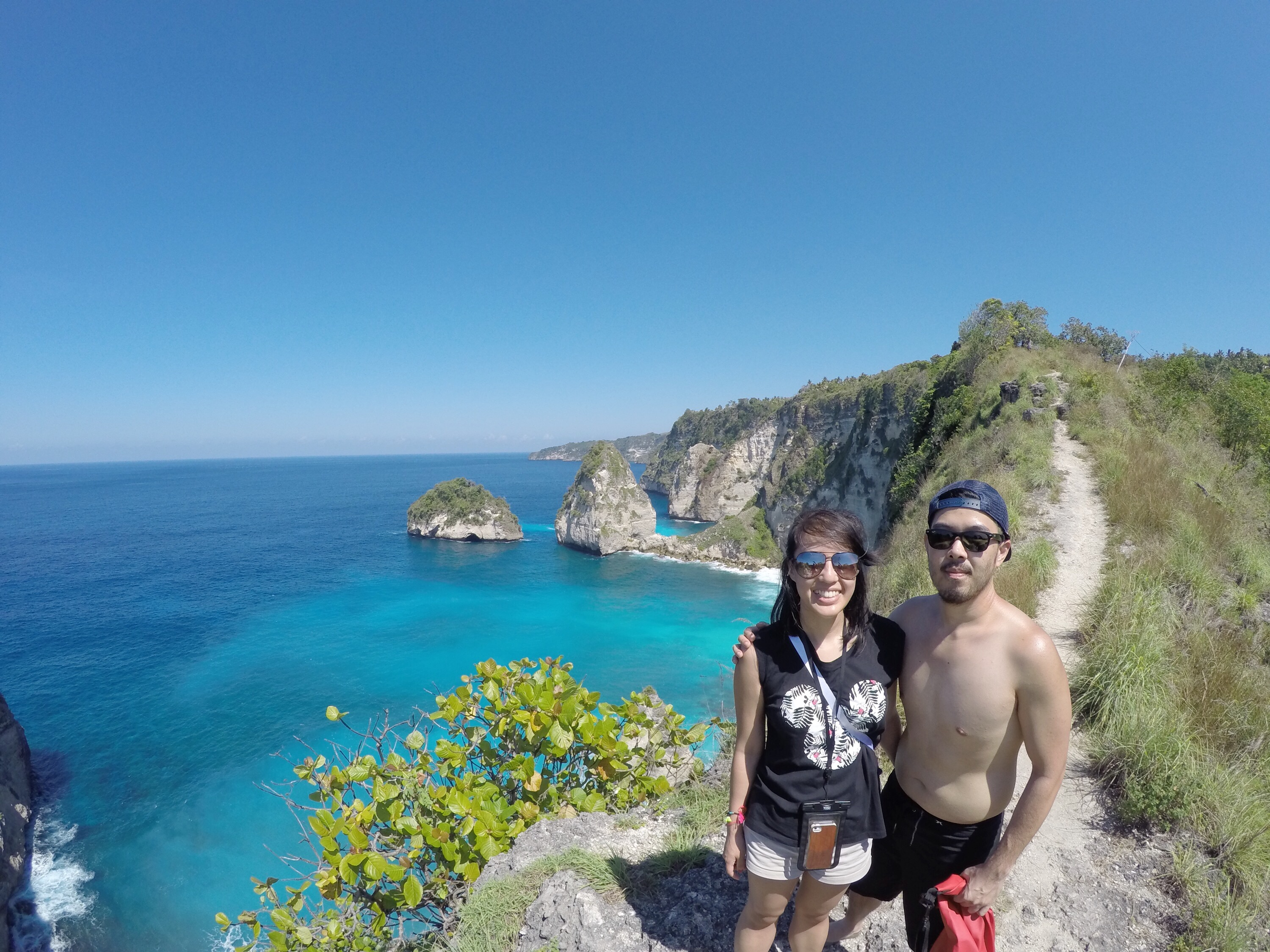 Land Trip and Snorkling